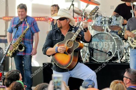 Stock Picture of Toby Keith