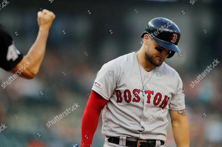 Editorial image of Red Sox Tigers Baseball, Detroit, USA - 06 Jul 2019