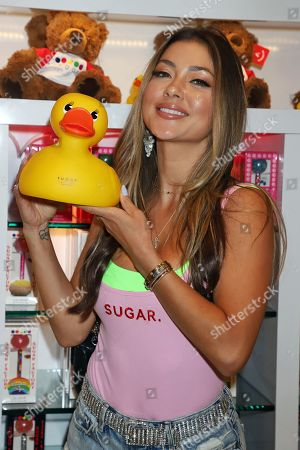 Editorial image of Sugar Factory American Brasserie, Las Vegas, USA - 05 Jul 2019