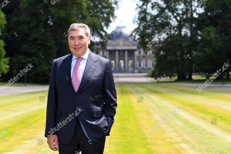 Editorial picture of 50th anniversary of Eddy Merckx's first Tour de France win, Brussels, Belgium - 05 Jul 2019