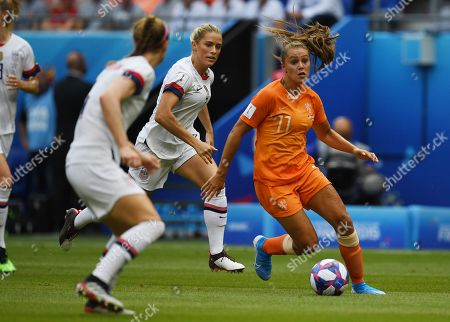 Stock Image of Lieke Martens of Netherlands
