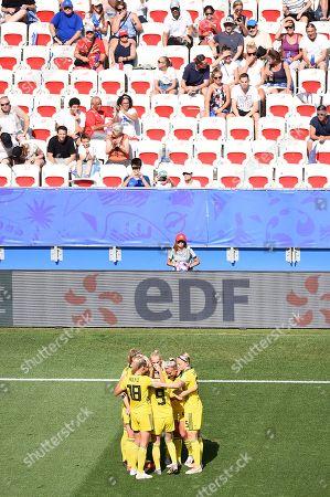 Editorial photo of England v Sweden, FIFA Women's World Cup 3rd-4th Play-Off Football, Stade de Nice, France - 06 Jul 2019