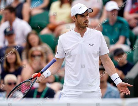 Editorial photo of Wimbledon Championships, United Kingdom - 06 Jul 2019