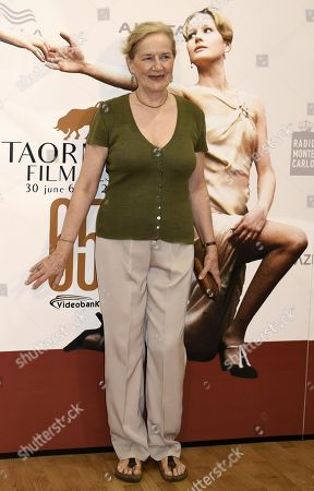 Editorial picture of Taormina Film Festival, Italy - 06 Jul 2019
