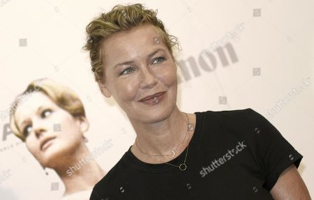 Connie Nielsen poses during a photo call at the 65th annual Taormina Film Festival, in Taormina, Sicily Island, Italy, 06 July 2019. The festival runs from 30 to 06 July.