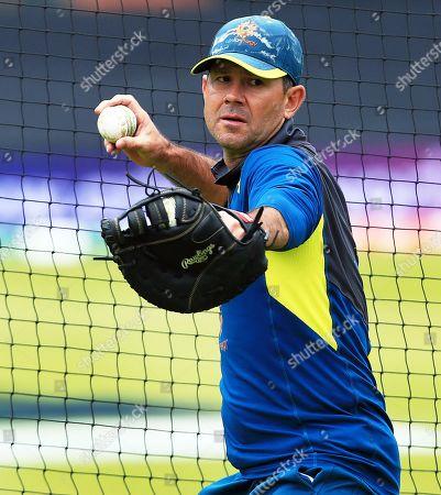 Australia coach Ricky Ponting