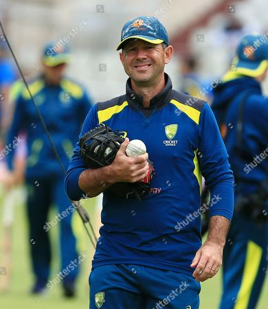 Editorial photo of Australia v South Africa, ICC Cricket World Cup 2019, Cricket, Old Trafford, Manchester, UK - 06 Jul 2019
