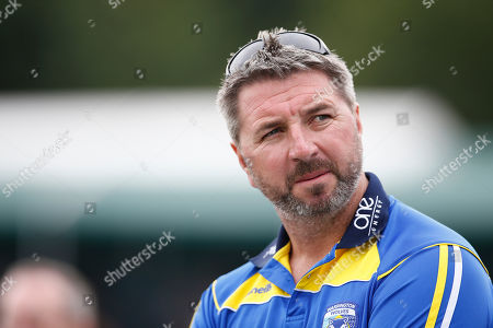 Editorial photo of London Broncos v Warrington Wolves, Rugby League, Super League,  Trailfinders Sports Ground, Ealing, London, UK - 06/07/2019