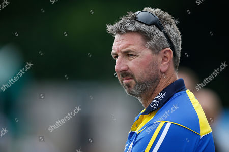 Steven Price the Warrington Wolves Head Coach