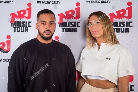 Editorial photo of NRJ Music Tour, Parc de la Vissoir, Trelaze, France - 05 Jul 2019