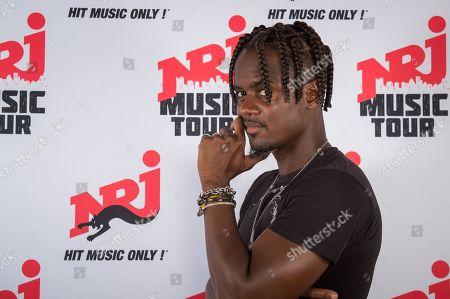 Editorial image of NRJ Music Tour, Parc de la Vissoir, Trelaze, France - 05 Jul 2019