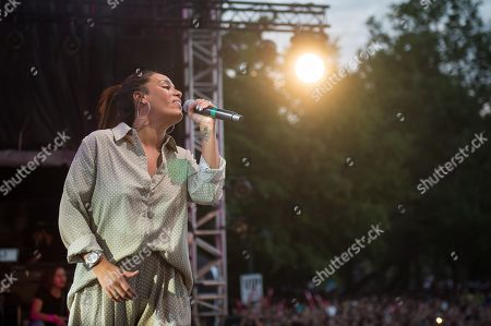 Editorial picture of NRJ Music Tour, Parc de la Vissoir, Trelaze, France - 05 Jul 2019