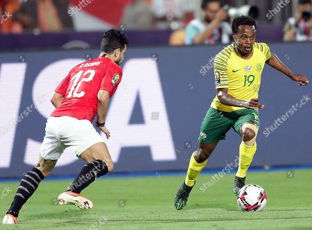 Editorial image of AFCON 2019 - Egypt vs South Africa, Cairo - 06 Jul 2019
