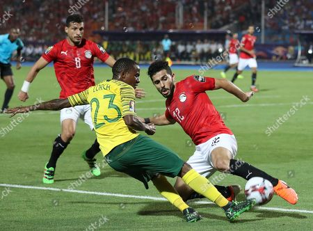 Editorial photo of Africa Cup Soccer, Cairo, Egypt - 06 Jul 2019