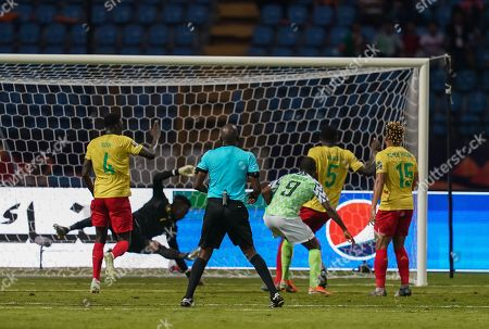 Editorial image of Cameroon v Nigeria - African Cup of Nations, Alexandria, USA - 06 Jul 2019