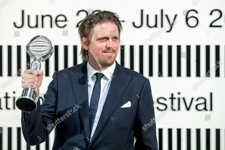 Editorial picture of Closing Ceremony - 54th Karlovy Vary Film Festival, Czech Republic - 06 Jul 2019