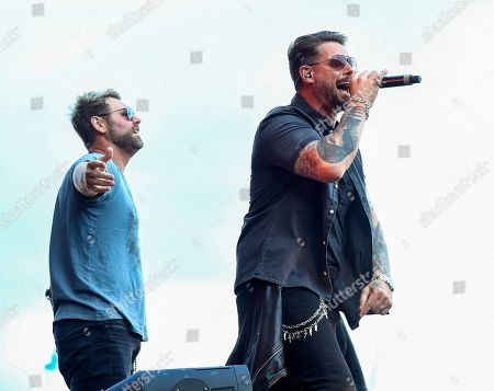 Boyzlife - Keith Duffy, Brian McFadden