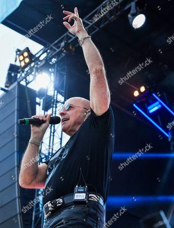 Editorial image of 'We Who Love the 90's' festival, Stockholm, Sweden - 06 Jul 2019