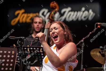 Editorial photo of San Javier Jazz Festival in Murcia, Spain - 06 Jul 2019