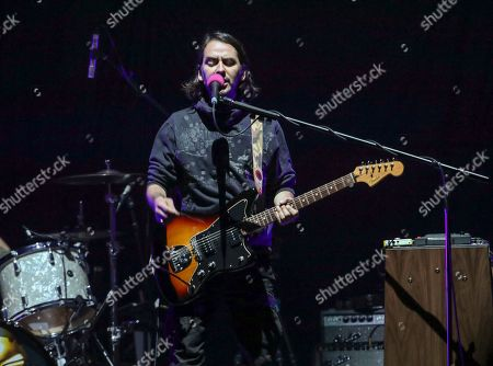 Dhani Harrison Performs at State Farm Arena, in Atlanta