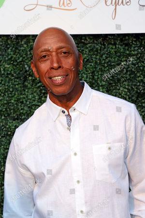 Editorial image of Coach Woodson Invitational Pairings Party, Mirage Hotel Casino, Las Vegas, USA - 06 Jul 2019