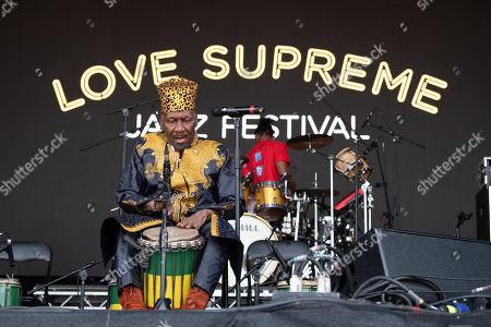 Editorial image of Love Supreme Jazz Festival, Glynde, East Sussex, UK - 06 Jul 2019