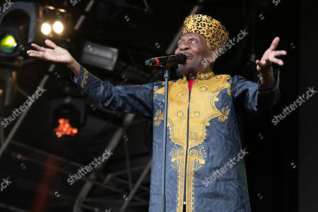 Stock Picture of Jimmy Cliff