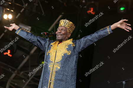 Stock Photo of Jimmy Cliff