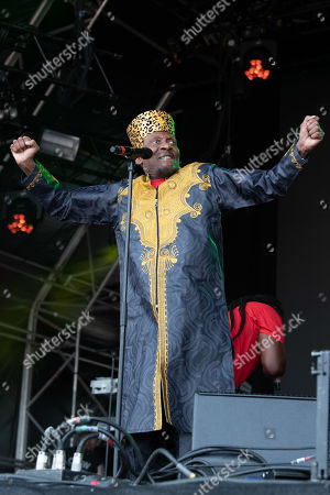 Stock Image of Jimmy Cliff
