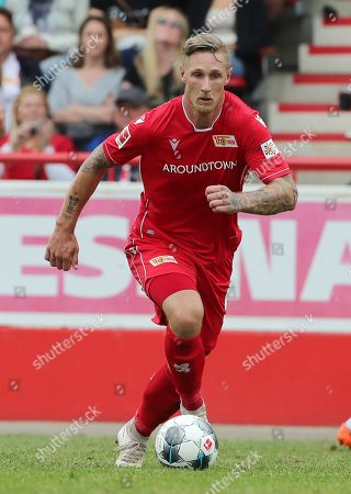 Sebastian Polter       / Sport / Football / pre season friendly Bundesliga  DFL /  2019/2020 / 06.07.2019 / 1.FC Union Berlin FCU vs. Broenby IF Kopenhagen / DFL regulations prohibit any use of photographs as image sequences and/or quasi-video. /