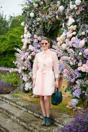 Editorial photo of Goodwood Festival of Speed, 'Cartier Style Et Luxe' enclosure, West Sussex, UK - 07 Jul 2019