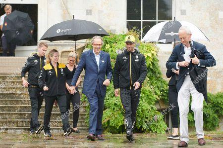 Lord March and Daniel Ricciardo