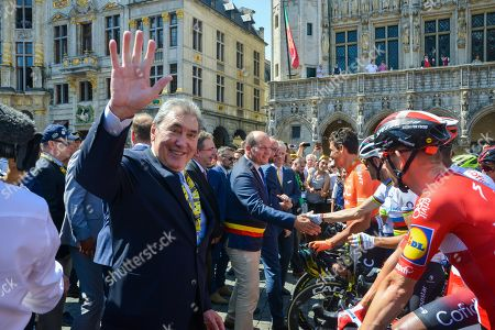 Editorial picture of Tour de France, Stage 1, Cycling, Brussels, Belgium - 06 Jul 2019