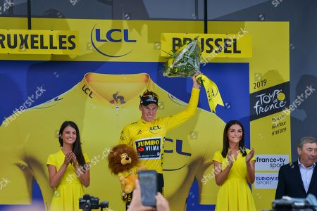 Editorial image of Tour de France, Stage 1, Cycling, Brussels, Belgium - 06 Jul 2019