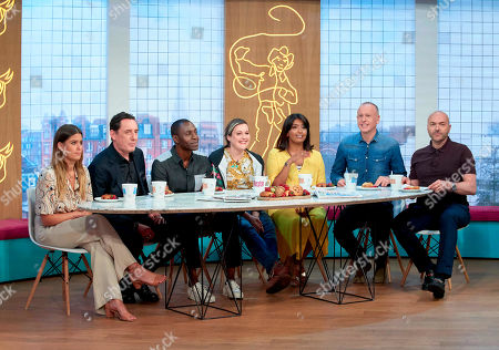 Leon, The Lighthouse Family - Paul Tucker and Tunde Baiyewu, Josie Long, Sunetra Sarker, Tim Lovejoy and Simon Rimmer