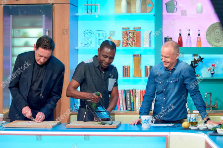 The Lighthouse Family - Paul Tucker and Tunde Baiyewu with Tim Lovejoy