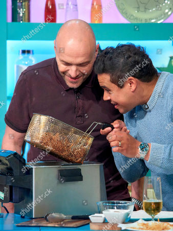 Stock Image of Simon Rimmer and Paul Ainsworth