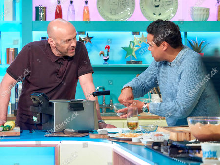 Editorial image of 'Sunday Brunch' TV show, London, UK - 07 Jul 2019
