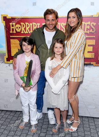 Editorial image of 'Horrible Histories: The Movie - Rotten Romans' film premiere, London, UK - 07 Jul 2019