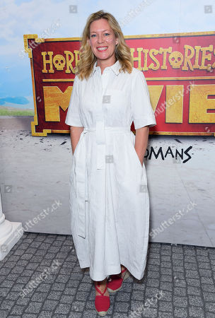 Editorial picture of 'Horrible Histories: The Movie - Rotten Romans' film premiere, London, UK - 07 Jul 2019