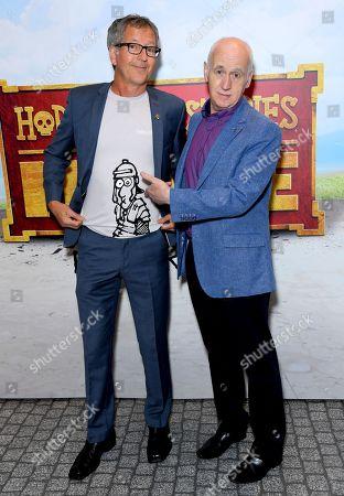 Editorial photo of 'Horrible Histories: The Movie - Rotten Romans' film premiere, London, UK - 07 Jul 2019