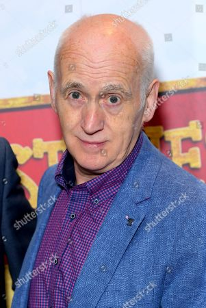 Stock Image of Terry Deary