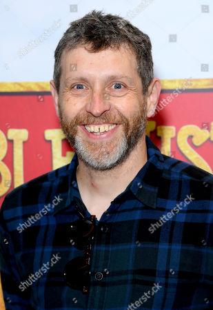 Stock Image of Dave Gorman
