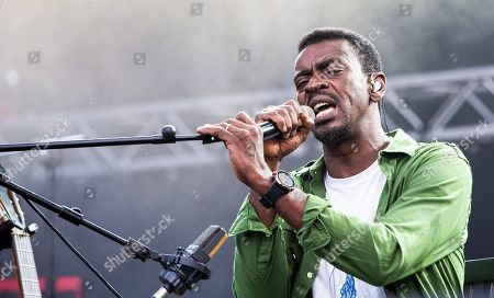 Stock Picture of Seu Jorge