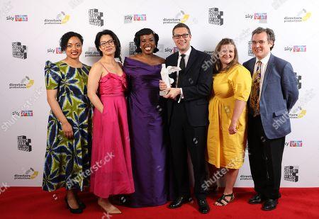 Editorial image of The South Bank Sky Arts Awards, The Savoy Hotel, London, UK - 07 Jul 2019