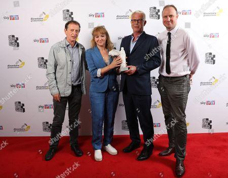 David Lan, Sonia Fiedman OBE, Stephen Daldry and Justin Martin