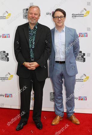 Steve Pemberton and Reece Shearsmith