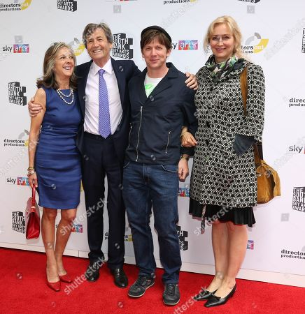 Melvyn Bragg and family