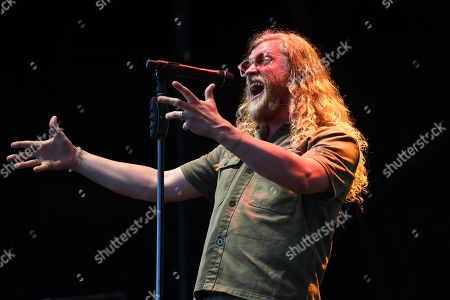 Stock Photo of Allen Stone