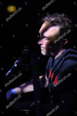 Stock Picture of Yann Tiersen performs on the stage of the Montreux Jazz Club during the 53rd Montreux Jazz Festival (MJF), in Montreux, Switzerland, 07 July 2019. The MJF runs from June 28 to July 13 and features 450 concerts.